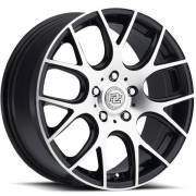 Drag Concepts R15 Machine Black Wheels