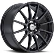 Drag Concepts R16 Gloss Black Wheels