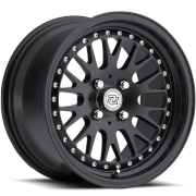 Drag Concepts R17 Satin Black Wheels