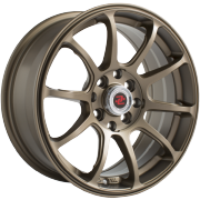 Drag Concepts R26 Satin Bronze Wheels