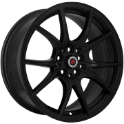Drag Concepts R27 Satin Black Wheels
