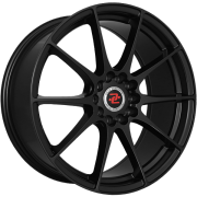 Drag Concepts R28 Satin Black Wheels