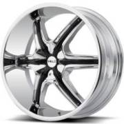 Helo HE891 Chrome with Black Inserts