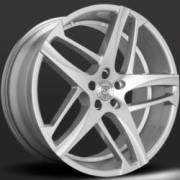 Lexani Bavaria Silver Machine Wheels