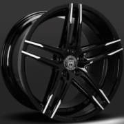 Lexani Bremen Black Machine Wheels
