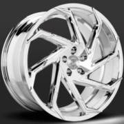 Lexani Cyclone Chrome Wheels