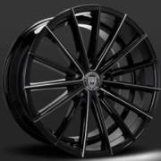 Lexani Pegasus Black Machined Wheels