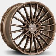 Lexani FF-One Ressa Bronze Wheels