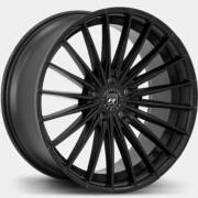 Lexani FF-One Ressa Flat Black Wheels