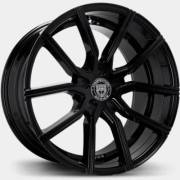 Lexani Gravity Black Wheels