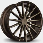 Lexani Pegasus Black Wheels with Dark Tint