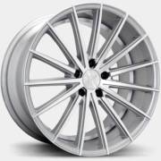 Lexani Pegasus Silver Machined Wheels