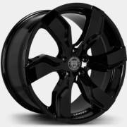 Lexani Zegato Black Wheels