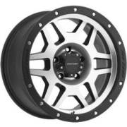 Pro Comp Series 41 Phaser Machine Face Wheels