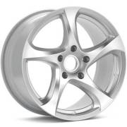 Sport Edition Cup 4 Silver Wheels