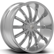 Velocity VW24 Chrome Wheels