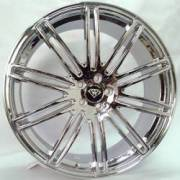 White Diamond 1043 Chrome Wheels