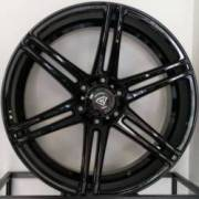 White Diamond 3198 Gloss Black Wheels