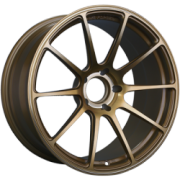 XXR 527Forged Alpha Bronze Wheels