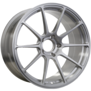 XXR 527 Forged Alpha Brushed Aluminum Wheels