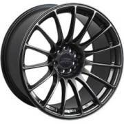 XXR 550 Roulette Chromium Black Wheels