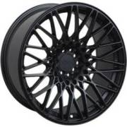 XXR 561 Black Milled Wheels